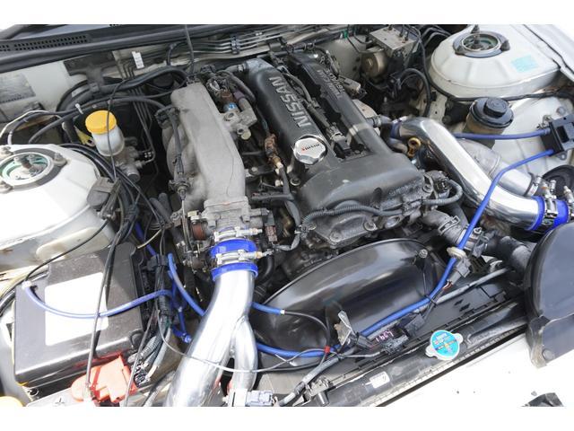 スペックR 買取車フルエアロ前置きIC車高調追加メーター(4枚目)