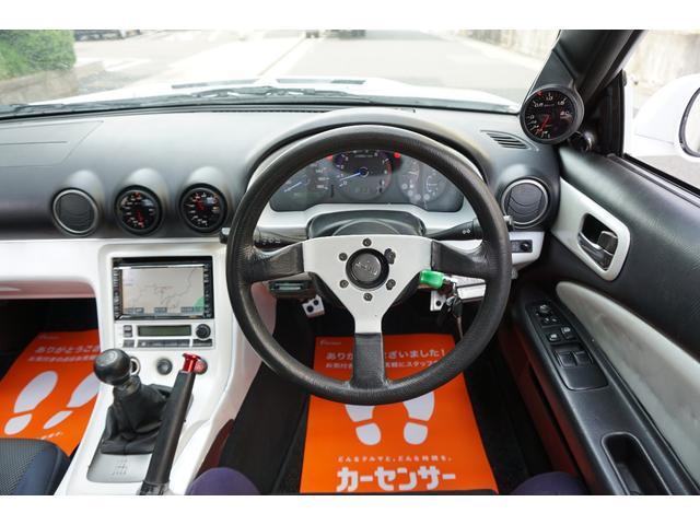 スペックR 買取車フルエアロ前置きIC車高調追加メーター(8枚目)