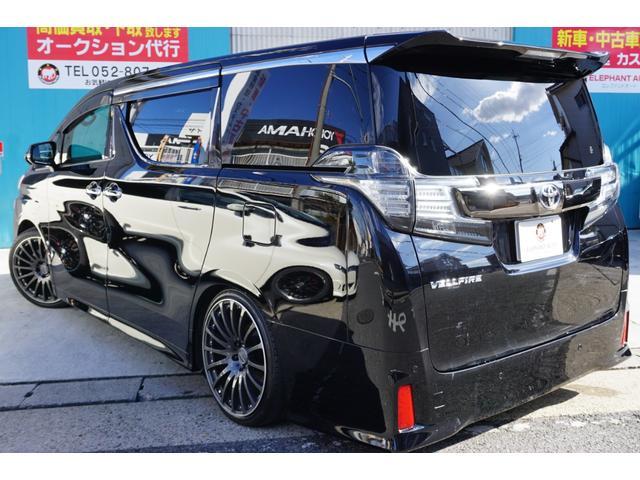 2.5Z Aエディション ゴールデンアイズ 車高調20AW(6枚目)