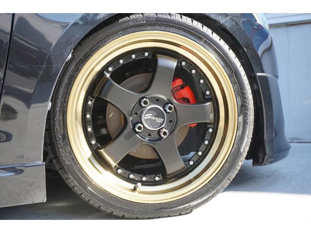 RS ワンオーナー車高調フルエアロ17インチアルミ外マフラー(2枚目)