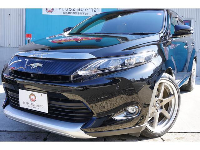 「トヨタ」「ハリアー」「SUV・クロカン」「愛知県」の中古車5