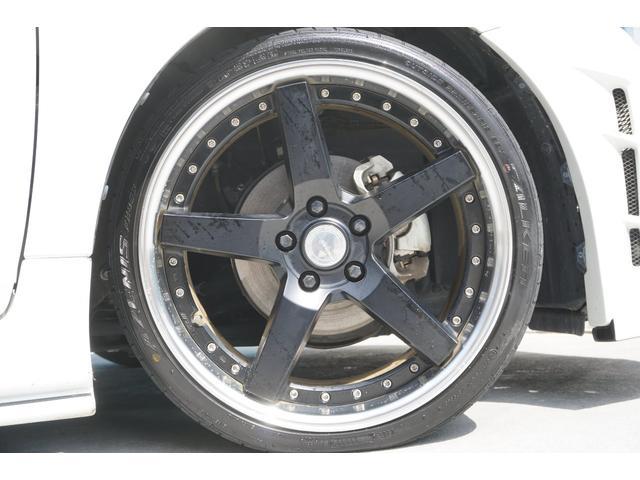 S ワンオーナー買取車KUHLコンプリートWORK19アルミ(2枚目)