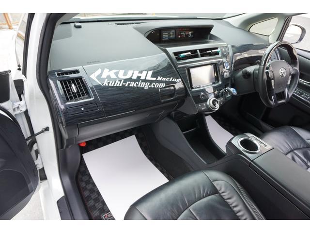 S ワンオーナー買取車KUHLコンプリートWORK19アルミ(10枚目)