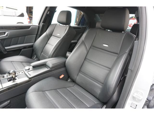E63 AMG 買取車黒革シート専用スポイラー純正HDDナビ(15枚目)
