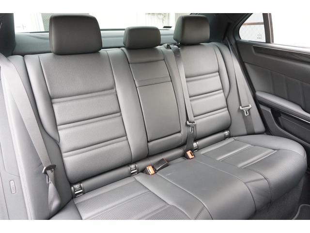E63 AMG 買取車黒革シート専用スポイラー純正HDDナビ(16枚目)