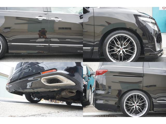 250ハイウェイスター ワンオーナー新品20アルミ&タイヤ(12枚目)