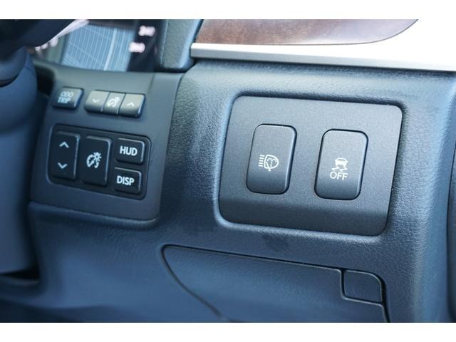 GS350 バージョンL サンルーフ Fスポーツ専用グリル HKS車高調 セミアニリン本革パワーシート シートエアコン&ヒーター 純正12.3型HDDナビ バックカメラ 電子制御パーキングブレーキ クルーズコントロール ETC(9枚目)