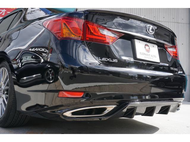 GS350 バージョンL サンルーフ Fスポーツ専用グリル HKS車高調 セミアニリン本革パワーシート シートエアコン&ヒーター 純正12.3型HDDナビ バックカメラ 電子制御パーキングブレーキ クルーズコントロール ETC(36枚目)