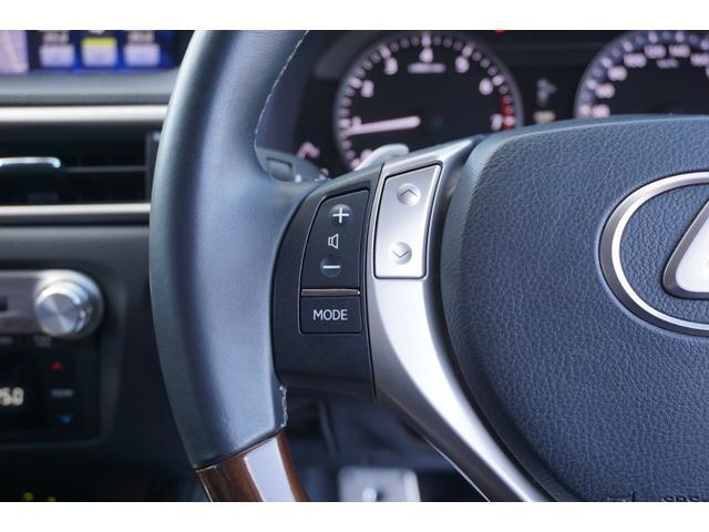 GS350 バージョンL サンルーフ Fスポーツ専用グリル HKS車高調 セミアニリン本革パワーシート シートエアコン&ヒーター 純正12.3型HDDナビ バックカメラ 電子制御パーキングブレーキ クルーズコントロール ETC(43枚目)