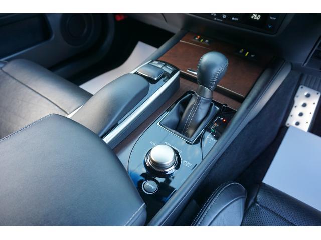 GS350 バージョンL サンルーフ Fスポーツ専用グリル HKS車高調 セミアニリン本革パワーシート シートエアコン&ヒーター 純正12.3型HDDナビ バックカメラ 電子制御パーキングブレーキ クルーズコントロール ETC(49枚目)