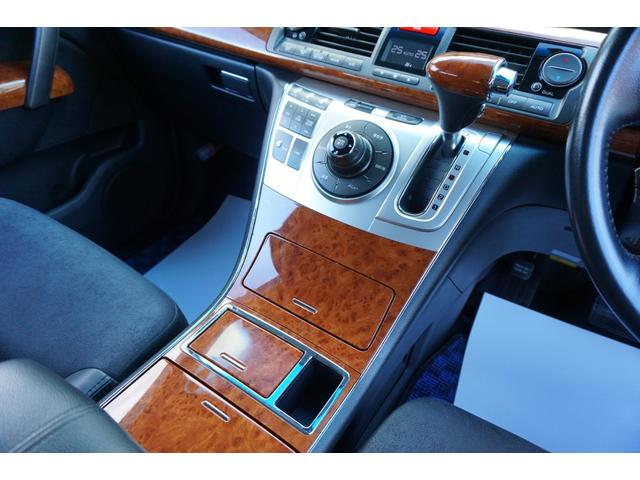 SG HDDナビスペシャルパッケージ 純正HDDナビ バックカメラ 黒半革シート 本革巻きステアリングホイール クルーズコントロール 両側電動スライド VENERDi19インチAW TEIN車高調 キセノンヘッドライト ビルトインETC(7枚目)