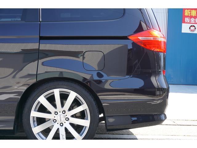 SG HDDナビスペシャルパッケージ 純正HDDナビ バックカメラ 黒半革シート 本革巻きステアリングホイール クルーズコントロール 両側電動スライド VENERDi19インチAW TEIN車高調 キセノンヘッドライト ビルトインETC(74枚目)
