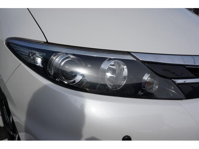 アエラス ワンオーナー車両 純正8型HDDナビ バックカメラ 本革巻きステアリングホイール クルーズコントロール 両側電動スライドドア モデリスタエアロ 純正18インチアルミホイール ETC(23枚目)