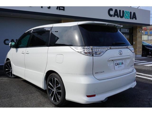 アエラス ワンオーナー車両 純正8型HDDナビ バックカメラ 本革巻きステアリングホイール クルーズコントロール 両側電動スライドドア モデリスタエアロ 純正18インチアルミホイール ETC(36枚目)