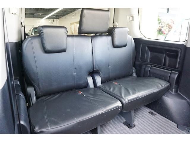 S 純正HDDナビゲーション バックカメラ 後席モニター フルセグTV 社外18インチアルミホイール 両側スライドドア 前席左右独立オートエアコン 革調シートカバー ビルトインETC(16枚目)