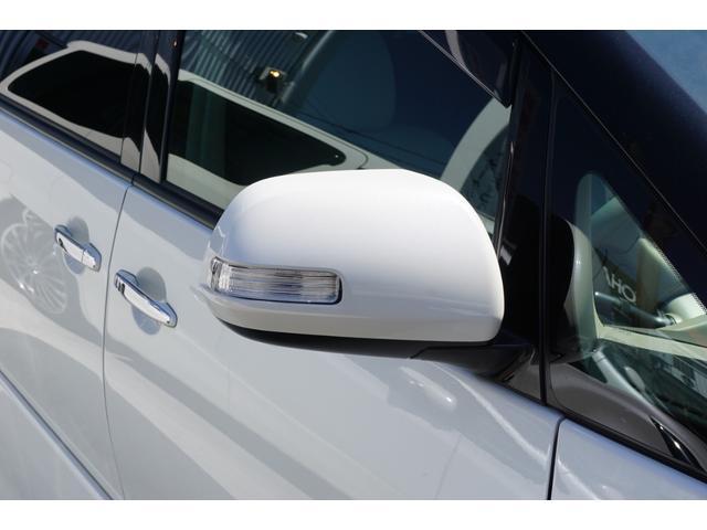 アエラス TRDフロントスポイラー RSR車高調 両側電動スライドドア WORK19インチAW carrozeriaHDDナビ バックカメラ フルセグTV ビルトインETC 床下収納シート(26枚目)