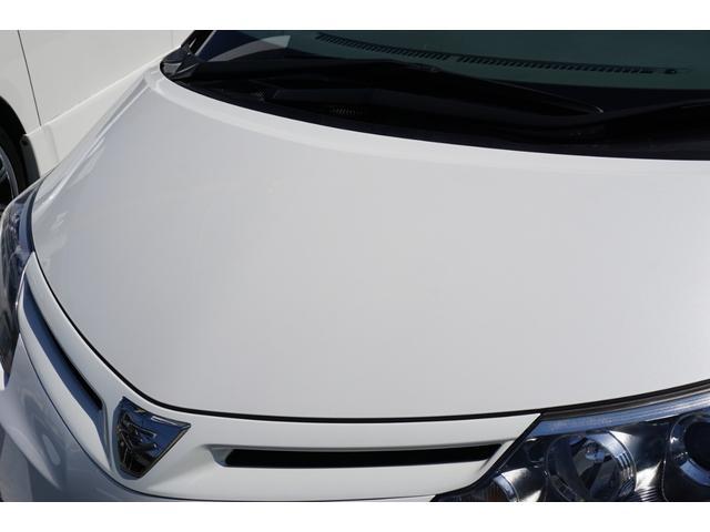 アエラス TRDフロントスポイラー RSR車高調 両側電動スライドドア WORK19インチAW carrozeriaHDDナビ バックカメラ フルセグTV ビルトインETC 床下収納シート(29枚目)