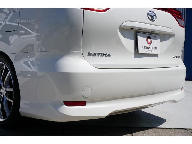 アエラス TRDフロントスポイラー RSR車高調 両側電動スライドドア WORK19インチAW carrozeriaHDDナビ バックカメラ フルセグTV ビルトインETC 床下収納シート(36枚目)