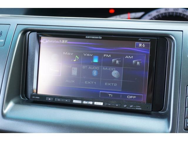 アエラス TRDフロントスポイラー RSR車高調 両側電動スライドドア WORK19インチAW carrozeriaHDDナビ バックカメラ フルセグTV ビルトインETC 床下収納シート(45枚目)