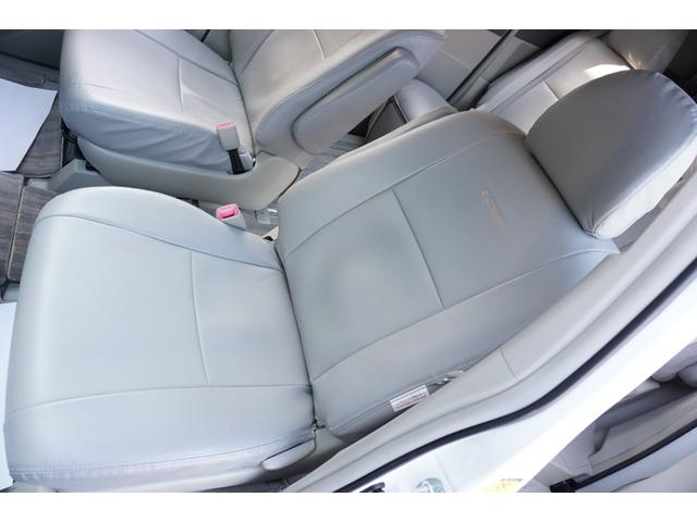 アエラス TRDフロントスポイラー RSR車高調 両側電動スライドドア WORK19インチAW carrozeriaHDDナビ バックカメラ フルセグTV ビルトインETC 床下収納シート(53枚目)