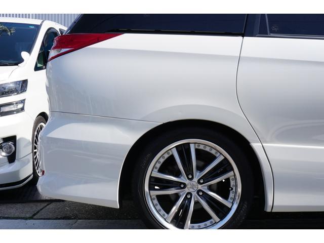 アエラス TRDフロントスポイラー RSR車高調 両側電動スライドドア WORK19インチAW carrozeriaHDDナビ バックカメラ フルセグTV ビルトインETC 床下収納シート(62枚目)