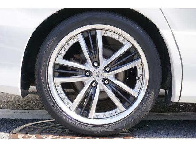 アエラス TRDフロントスポイラー RSR車高調 両側電動スライドドア WORK19インチAW carrozeriaHDDナビ バックカメラ フルセグTV ビルトインETC 床下収納シート(67枚目)