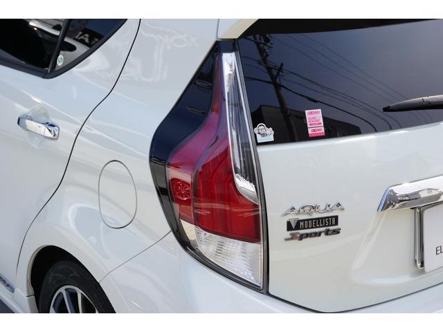 Sスタイルブラック ワンオーナー車両 ユーザー様買取車 モデリスタフルエアロ&ローダウン&16インチAW ALPINEメモリーナビ バックカメラ フルセグTV トヨタセーフティセンス ビルトインETC(34枚目)