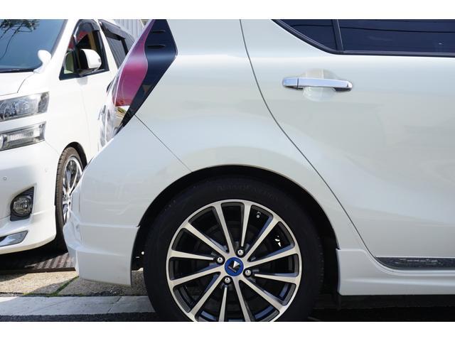 Sスタイルブラック ワンオーナー車両 ユーザー様買取車 モデリスタフルエアロ&ローダウン&16インチAW ALPINEメモリーナビ バックカメラ フルセグTV トヨタセーフティセンス ビルトインETC(62枚目)