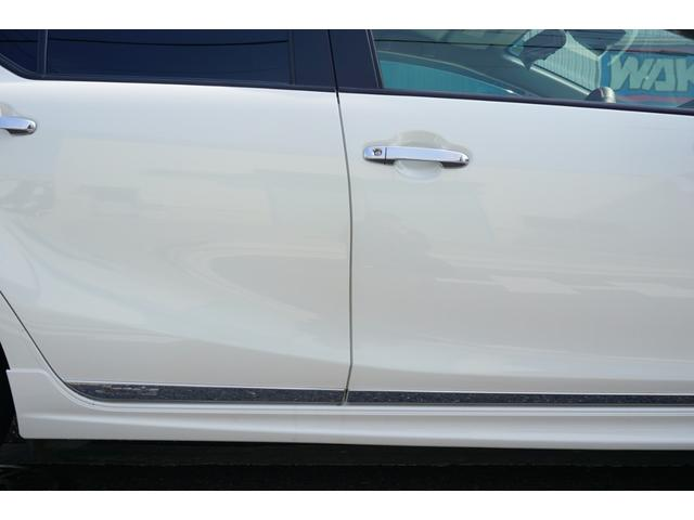Sスタイルブラック ワンオーナー車両 ユーザー様買取車 モデリスタフルエアロ&ローダウン&16インチAW ALPINEメモリーナビ バックカメラ フルセグTV トヨタセーフティセンス ビルトインETC(63枚目)