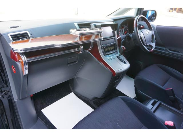 2.4Z ワンオーナー車両 後期仕様 SilkBlazeフルエアロ アドミレイション4本出しマフラー TEIN車高調 Kranze20インチAW 純正HDDナビ バックカメラ Pivotスロコン DADテーブル(11枚目)
