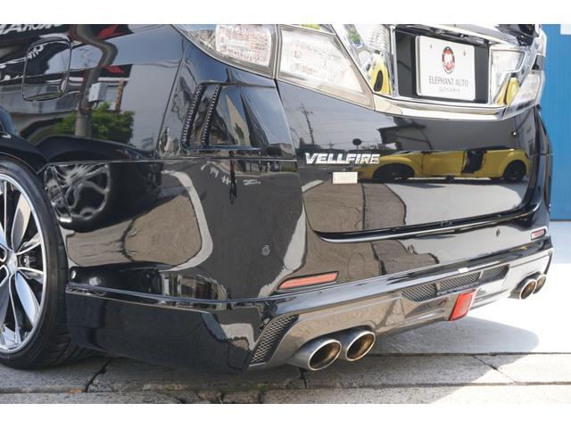 2.4Z ワンオーナー車両 後期仕様 SilkBlazeフルエアロ アドミレイション4本出しマフラー TEIN車高調 Kranze20インチAW 純正HDDナビ バックカメラ Pivotスロコン DADテーブル(36枚目)