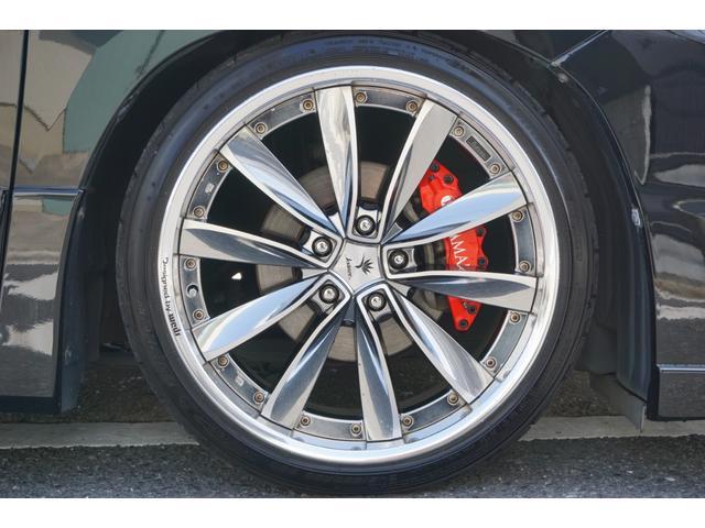 2.4Z ワンオーナー車両 後期仕様 SilkBlazeフルエアロ アドミレイション4本出しマフラー TEIN車高調 Kranze20インチAW 純正HDDナビ バックカメラ Pivotスロコン DADテーブル(68枚目)