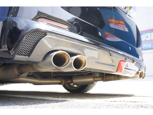 2.4Z ワンオーナー車両 後期仕様 SilkBlazeフルエアロ アドミレイション4本出しマフラー TEIN車高調 Kranze20インチAW 純正HDDナビ バックカメラ Pivotスロコン DADテーブル(79枚目)