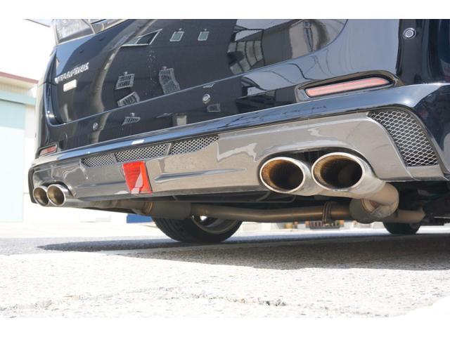 2.4Z ワンオーナー車両 後期仕様 SilkBlazeフルエアロ アドミレイション4本出しマフラー TEIN車高調 Kranze20インチAW 純正HDDナビ バックカメラ Pivotスロコン DADテーブル(80枚目)