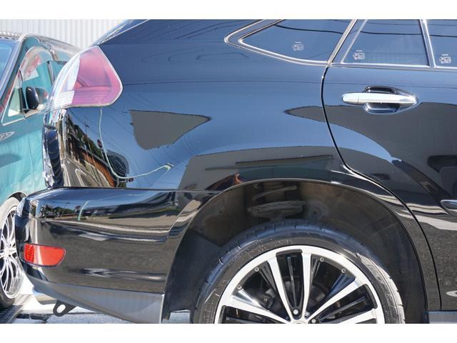 240G プレミアムLパッケージ 黒革パワーシート&ヒーター 純正HDDナビゲーション JBLサウンドシステム バックカメラ ウッドコンビハンドル ETC 社外20インチアルミホイール(62枚目)