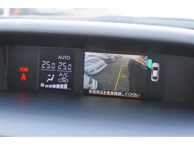 1.6GTアイサイト ムーンルーフ BLITZフロントエアロ RAYS17インチAW 社外LEDテールランプ carrozeriaメモリーナビ サイドカメラ 本革巻きステアリング レーダークルーズ 電子制御パーキング(7枚目)