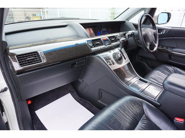S HDDナビスペシャルパッケージ ワンオーナー車両 後期モデル 黒革パワーシート&ヒーター 純正HDDナビゲーション バックカメラ フルセグTV 後席モニター 両側電動スライドドア キセノンヘッドライト ビルトインETC(12枚目)