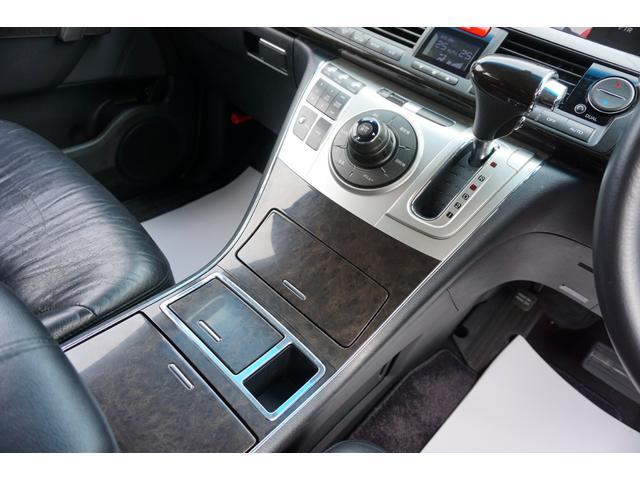 S HDDナビスペシャルパッケージ ワンオーナー車両 後期モデル 黒革パワーシート&ヒーター 純正HDDナビゲーション バックカメラ フルセグTV 後席モニター 両側電動スライドドア キセノンヘッドライト ビルトインETC(47枚目)