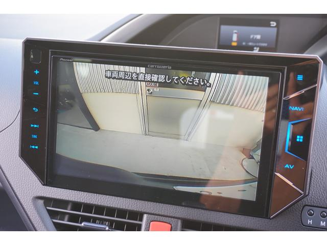 ZS 煌II M'zSPEEDフルエアロ&18インチAW&4本出しマフラー タナベローダウン 両側電動スライドドア carrozeria10型メモリーナビ バックカメラ フルセグTV トヨタセーフティセンス ETC(3枚目)
