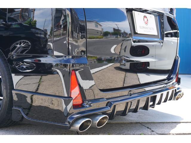 ZS 煌II M'zSPEEDフルエアロ&18インチAW&4本出しマフラー タナベローダウン 両側電動スライドドア carrozeria10型メモリーナビ バックカメラ フルセグTV トヨタセーフティセンス ETC(36枚目)