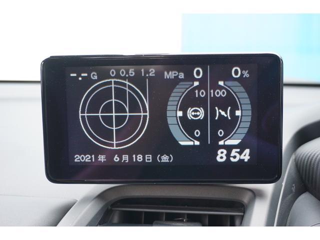α ワンオーナー車両 ユーザー様買取車 センターディスプレイ バックカメラ ガングリップステアリング 無限エアロ ROSSOMODELLOセンター出しマフラー BLITZタワーバー LEDヘッドライト(6枚目)