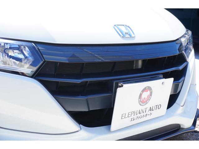 α ワンオーナー車両 ユーザー様買取車 センターディスプレイ バックカメラ ガングリップステアリング 無限エアロ ROSSOMODELLOセンター出しマフラー BLITZタワーバー LEDヘッドライト(24枚目)