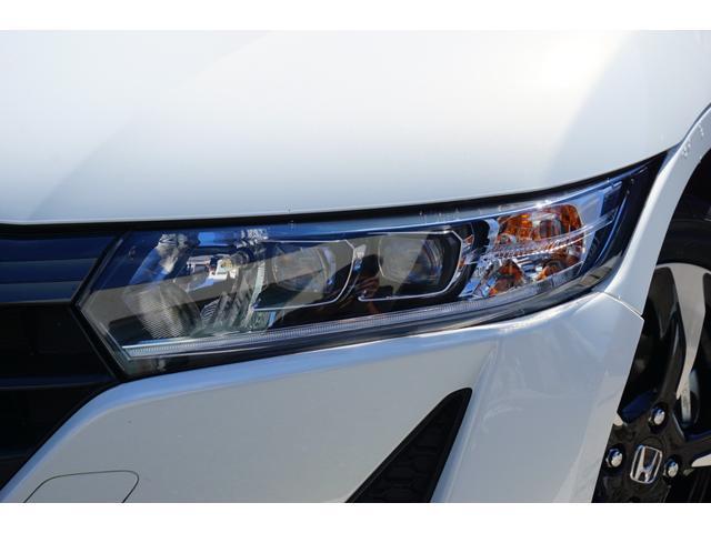 α ワンオーナー車両 ユーザー様買取車 センターディスプレイ バックカメラ ガングリップステアリング 無限エアロ ROSSOMODELLOセンター出しマフラー BLITZタワーバー LEDヘッドライト(28枚目)