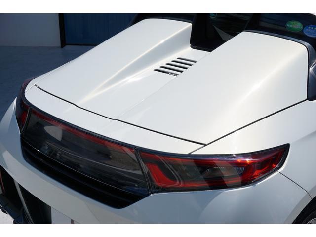α ワンオーナー車両 ユーザー様買取車 センターディスプレイ バックカメラ ガングリップステアリング 無限エアロ ROSSOMODELLOセンター出しマフラー BLITZタワーバー LEDヘッドライト(39枚目)