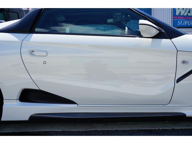 α ワンオーナー車両 ユーザー様買取車 センターディスプレイ バックカメラ ガングリップステアリング 無限エアロ ROSSOMODELLOセンター出しマフラー BLITZタワーバー LEDヘッドライト(63枚目)