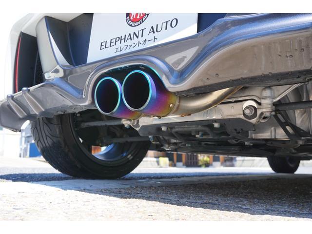 α ワンオーナー車両 ユーザー様買取車 センターディスプレイ バックカメラ ガングリップステアリング 無限エアロ ROSSOMODELLOセンター出しマフラー BLITZタワーバー LEDヘッドライト(78枚目)