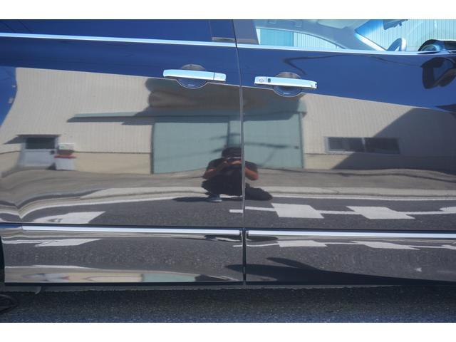 ライダー 黒本革シート マニュアルシート 黒本革シート 純正HDDナビ アラウンドビューモニター フルセグTV スマートルームミラー型ドラレコ 両側電動スライドドア WORK20インチAW CUSCO車高調 社外マフラー(63枚目)