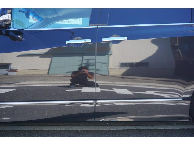 ライダー 黒本革シート マニュアルシート 黒本革シート 純正HDDナビ アラウンドビューモニター フルセグTV スマートルームミラー型ドラレコ 両側電動スライドドア WORK20インチAW CUSCO車高調 社外マフラー(73枚目)