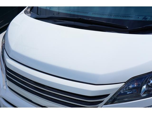 2.4Z トミーカイラフルエアロ&4本出しマフラー 新品KYOHO20インチAW&タイヤ 両側電動スライド ALPINE9型メモリーナビ バックカメラ フルセグTV 革調シートカバー ビルトインETC(29枚目)