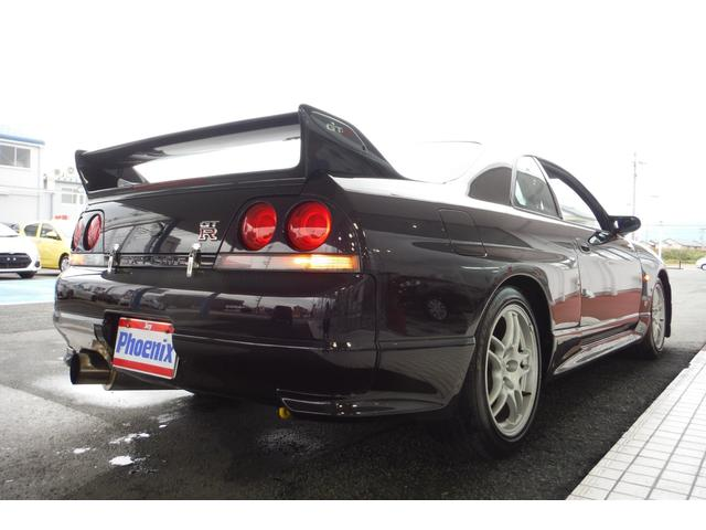 GT-R最終型純正エアロ車高調(6枚目)